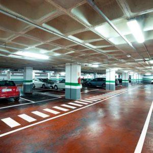 limpieza de parkings y garajes en elche y alicante