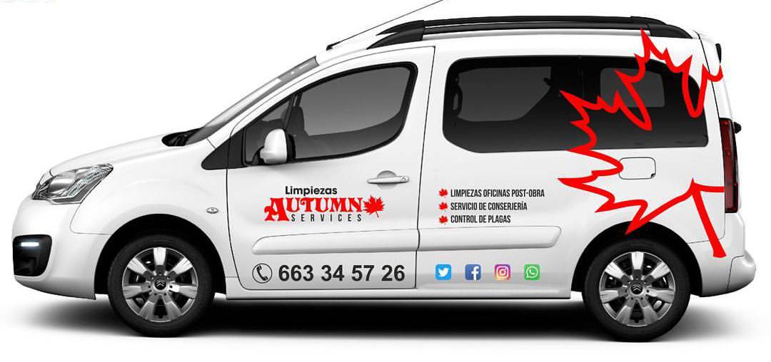 furgoneta-limpieza-autumn-services